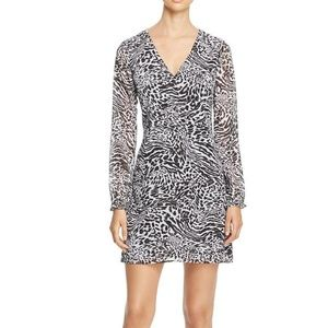 Michael Kors Animal Print Dress NWT